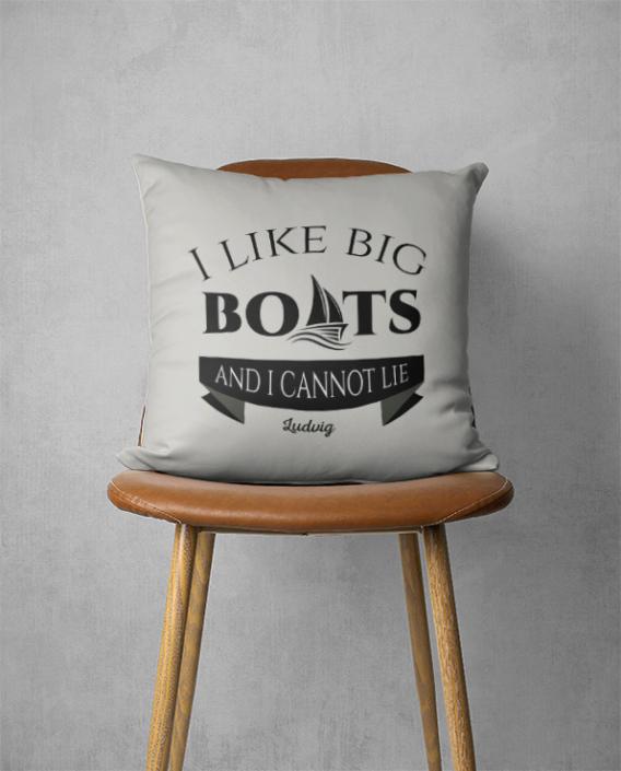 Kudde I like big boats